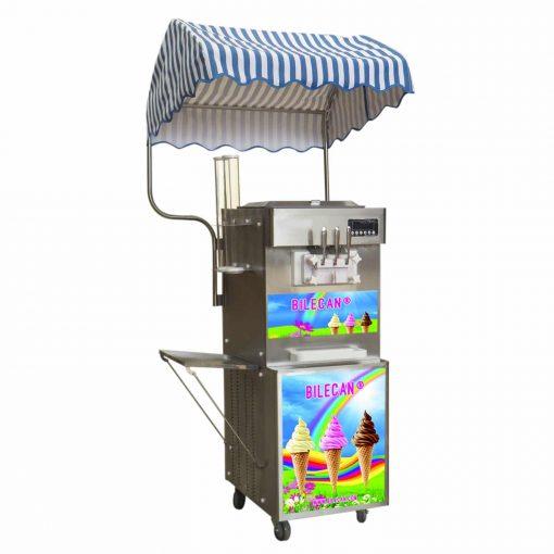 Machine glace italienne frozen yogourt BQL S332