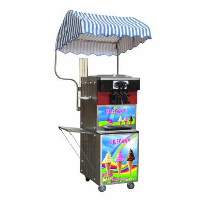 machine glace italienne 3parfums 2700w BQLA332