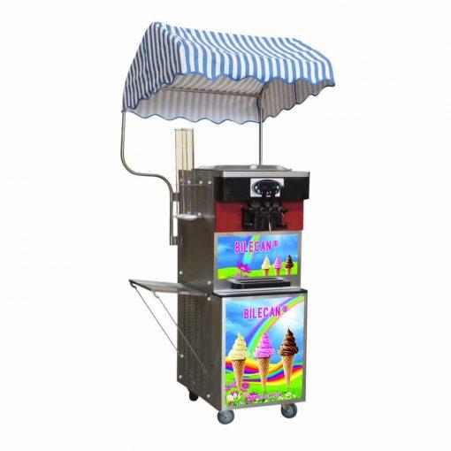 machine glace italienne 3parfums 2700w BQLA332