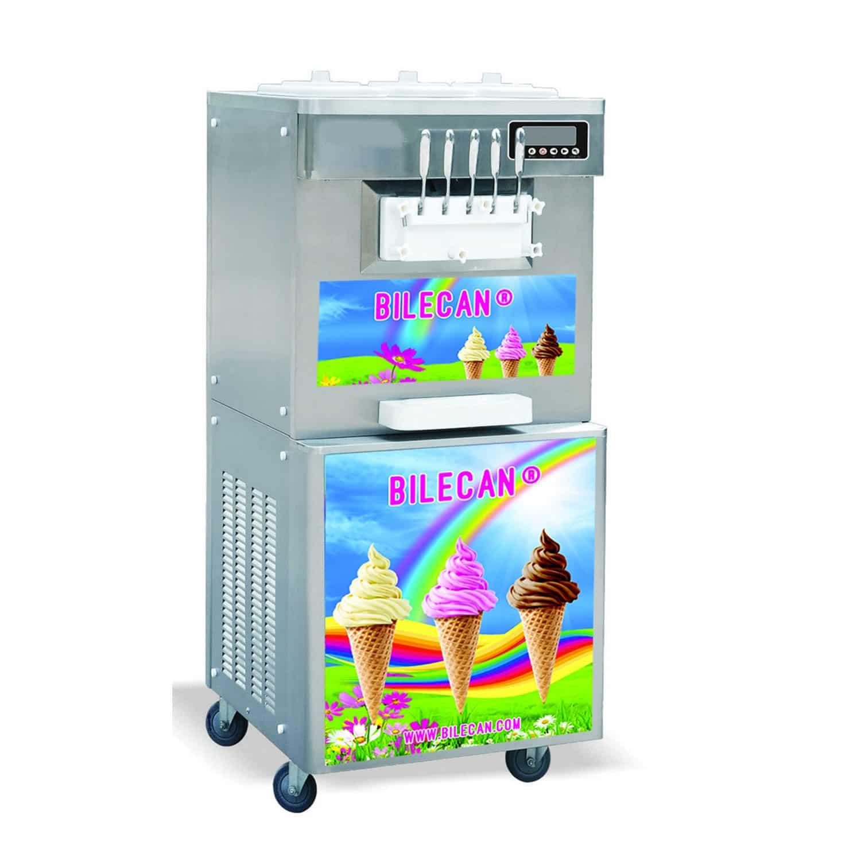 machine glace italienne 5 bras A332