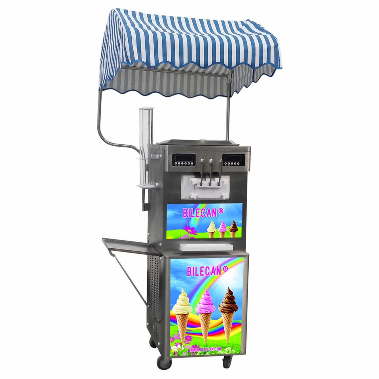 machine glace italienne BQL S362