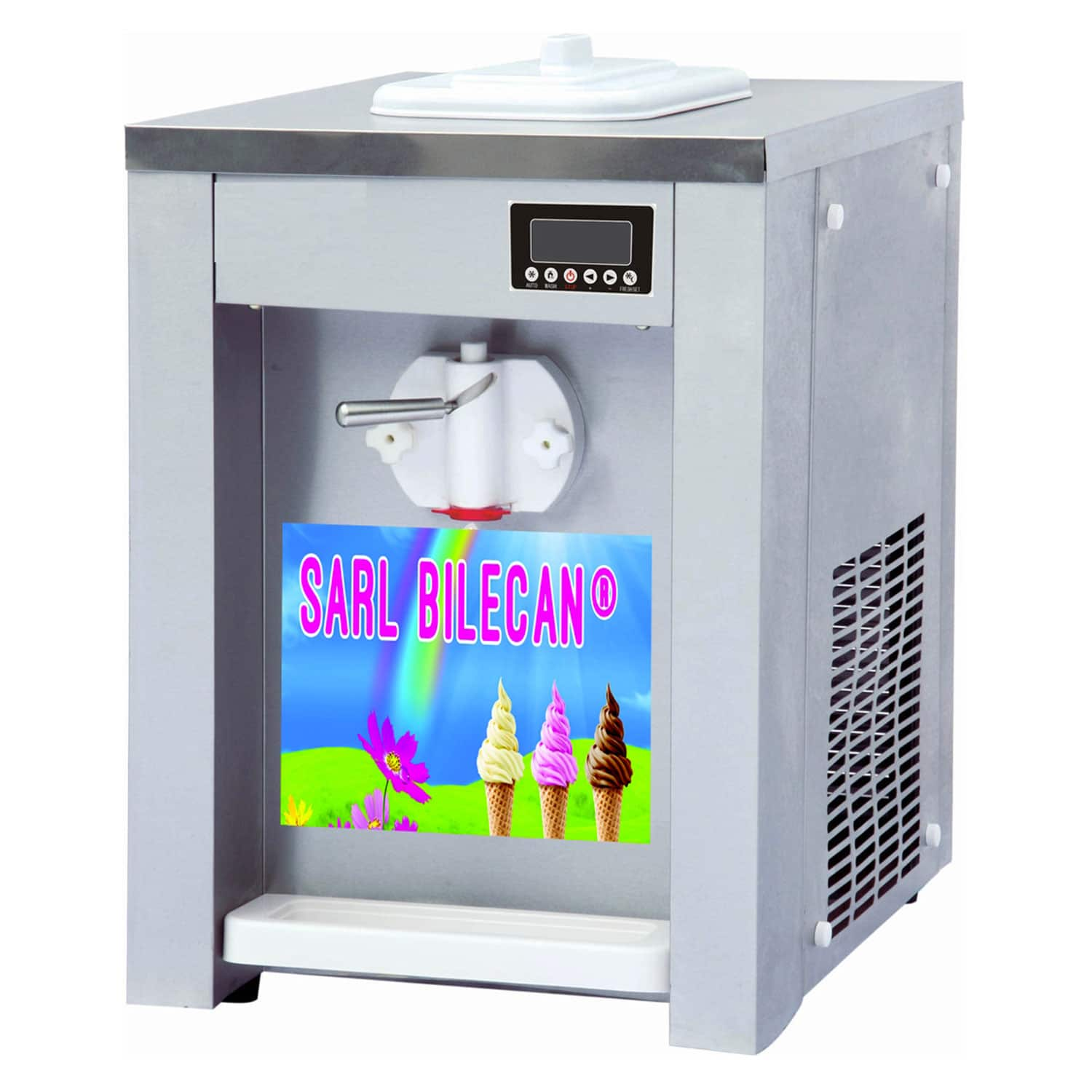 machine glace italienne comptoir 1 manette A11